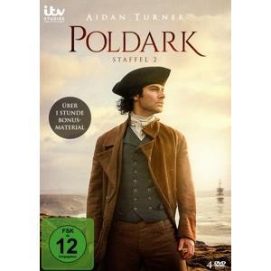 Poldark - Poldark-Staffel 2 (Standard Edition) - 4 DVD
