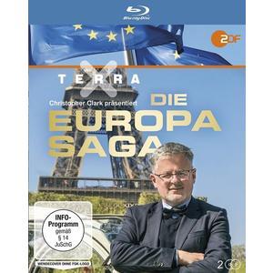 Terra X - Die Europa-Saga - 1 Blu-Ray
