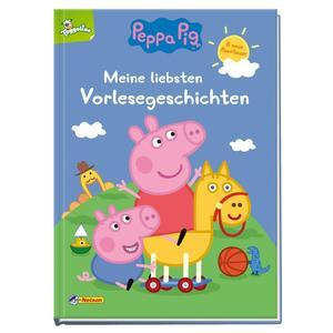Peppa: Meine liebsten Vorlesegeschichten