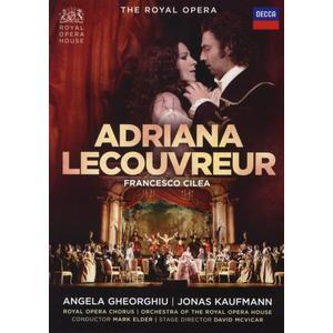 Adriana Lecouvreur / Kaufmann/Gheorghiu/+