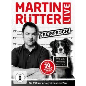 Rütter,Martin - Freispruch! - 1 DVD