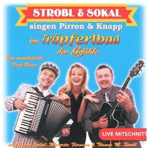 Strobl & Sokal - Tröpferlbad - 1 CD