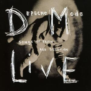 Depeche Mode - Songs Of Faith And Devotion (Live) - 1 CD
