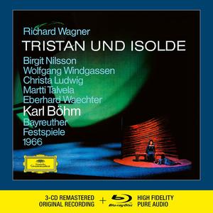 Musik-CD Tristan Und Isolde (Repack) / Böhm/OBF, (4 CD + Blu-Ray Audio)
