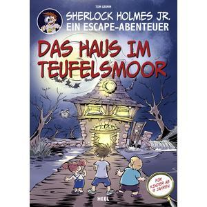 Sherlock Holmes Jr. - Ein Escape-Abenteuer