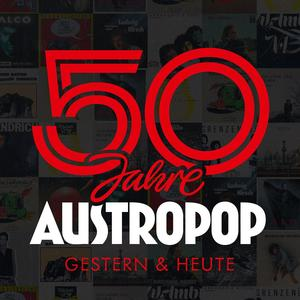 Musik-CD 50 Jahre Austropop-Gestern & Heute / Diverse Pop, (2 CD)