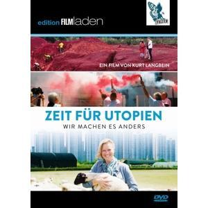 Langbein,Kurt - Zeit für Utopien: Wir machen es anders - 1 DVD