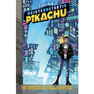 Pokémon Meisterdetektiv Pikachu: Die offizielle Film-Adaption