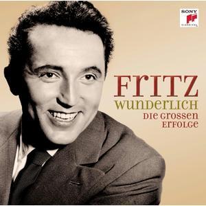Wunderlich,Fritz - Die Grossen Erfolge - 1 CD