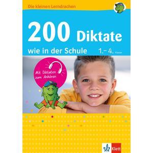 Klett 200 Diktate wie in der Schule