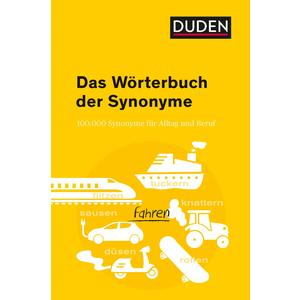 Duden – Das Wörterbuch der Synonyme