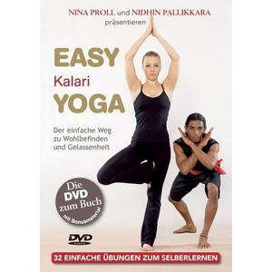 Proll,Nina - Easy Kalari Yoga - 1 DVD