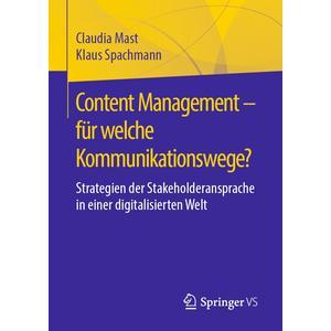 Content Management – für welche Kommunikationswege?