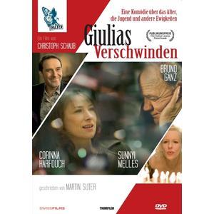 Harfouch,Corinna/Melles,Sunnyi - Giulias Verschwinden - 1 DVD