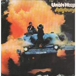 Uriah Heep - Salisbury - 1 Vinyl-LP