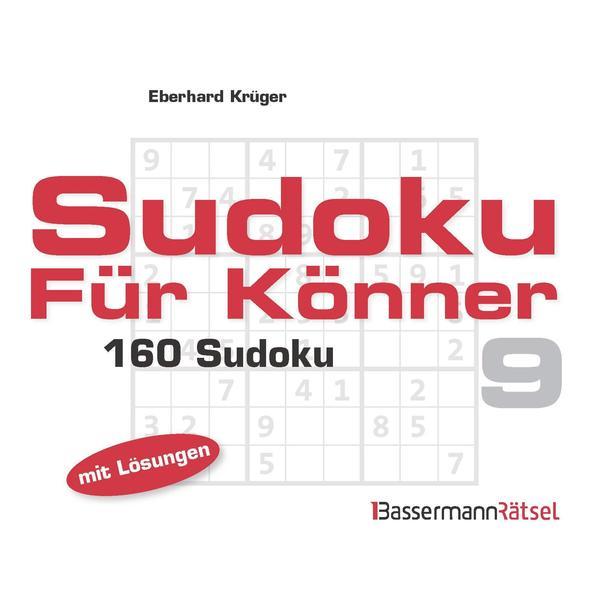 Sudoku für Könner 9