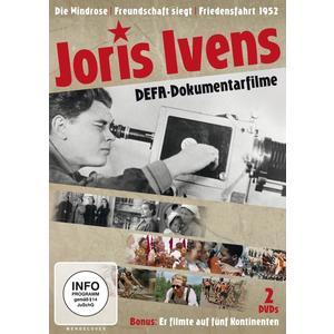 Ivens,Joris - DEFA-Dokumentarfilme(Windrose/Freundschaft Siegt/ - 2 DVD