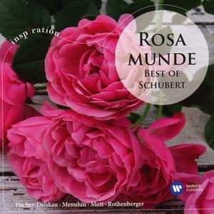 Rosamunde:Best Of Schubert / Fischer-Dieskau,Dietrich/Baker,Janet/Muti,Riccardo