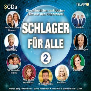 Various - Schlager für Alle 2 - 3 CD
