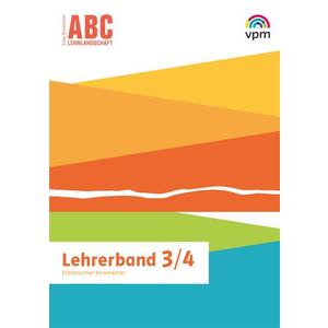 ABC-Lernlandschaft 3/4