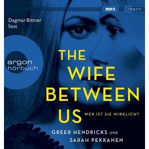 Bittner,Dagmar - The Wife Between Us (SA) - 1