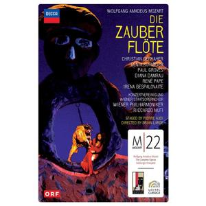 MUTI/WP - Zauberflöte - 2 DVD