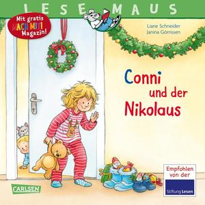 LESEMAUS 192: Conni und der Nikolaus