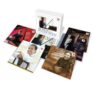Musik-CD Murray Perahia plays Bach-The Complete Recording / Perahia,Murray, (8 CD)