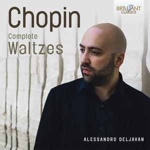Complete Waltzes / Deljavan,Alessandro