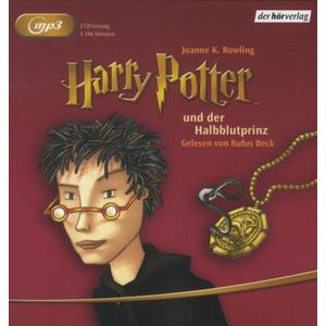 Beck,Rufus - Harry Potter und der Halbblutprinz MP3 RL - 2