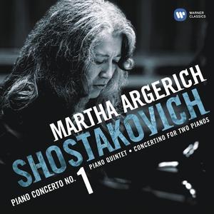 Klavierkonzert 1/Kl.Quintet / Argerich,Martha/Capucon,Renaud