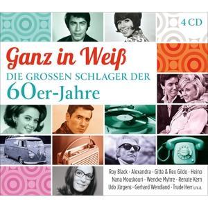 Diverse Volksmusik/Schlage - Ganz In Weiss-Die Grosse - 4 CD