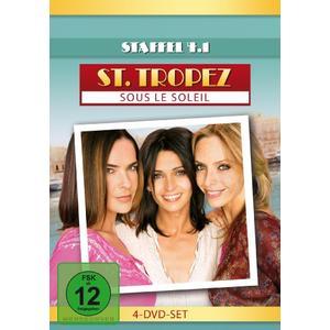 St.Tropez-Sous Le Soleil - Staffel 4.1 - 4 DVD