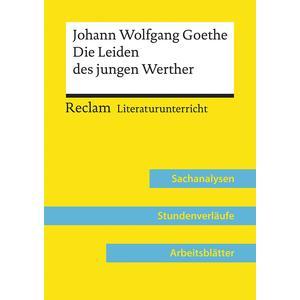 Johann Wolfgang Goethe: Die Leiden des jungen Werther (Lehrerband)