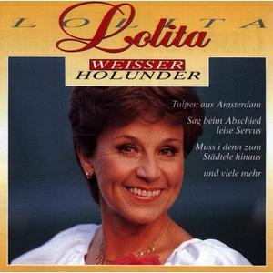 LOLITA - WEISSER HOLUNDER - 1 CD