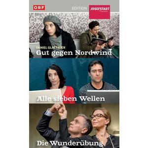 Brauer-Kvam,Ruth/Pschill,Alexander/Schir,Be - Gut gegen Nordwind/Alle sieben Wellen/Die Wund - 3 DVD