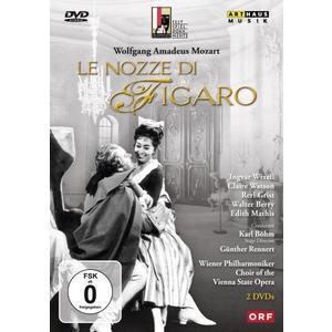 Böhm/Wph/Wixell/Grist/Berry - Le Nozze di Figaro - 2 DVD