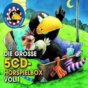 Rabe Socke - GROSSE 5CD-HOERSPIELBOX - 5 CD