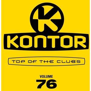 Various - Kontor Top Of The Clubs Vol.76 - 4 CD