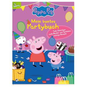 Peppa: Mein buntes Partybuch