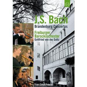 Brandenburgische Konzerte / Freiburger Barockorchester