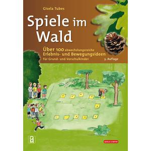 Spiele im Wald
