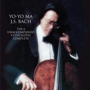 Bach: Unaccompanied Cello Suites / Ma,Yo-Yo