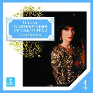 Musik-CD GREAT MASTERWORKS OF THEGUITAR / ISBIN,SHARON/VARIOUS, (4 CD)