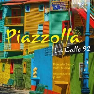 Sacco,Piercarlo/Dieci,Andrea - La Calle 92 - 1 CD