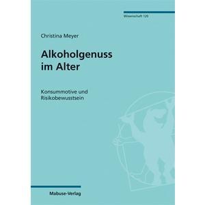 Alkoholgenuss im Alter