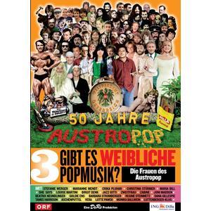 Musik-CD Folge 03: Weibliche Popmusik-Die Frauen des Aust / 50 Jahre Austropop, (1 DVD-Video Album)