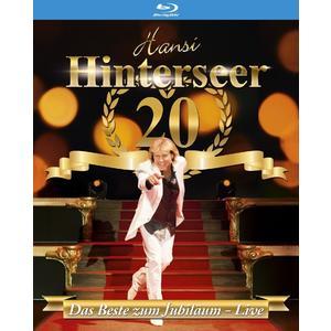Hinterseer,Hansi - Das Beste zum Jubiläum Live - 1 Blu-Ray