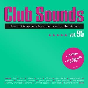 Musik-CD Club Sounds,Vol.95 / Various, (3 CD)