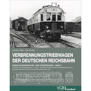 Verbrennungstriebwagen der Deutschen Reichsbahn